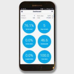 Transparent performance app