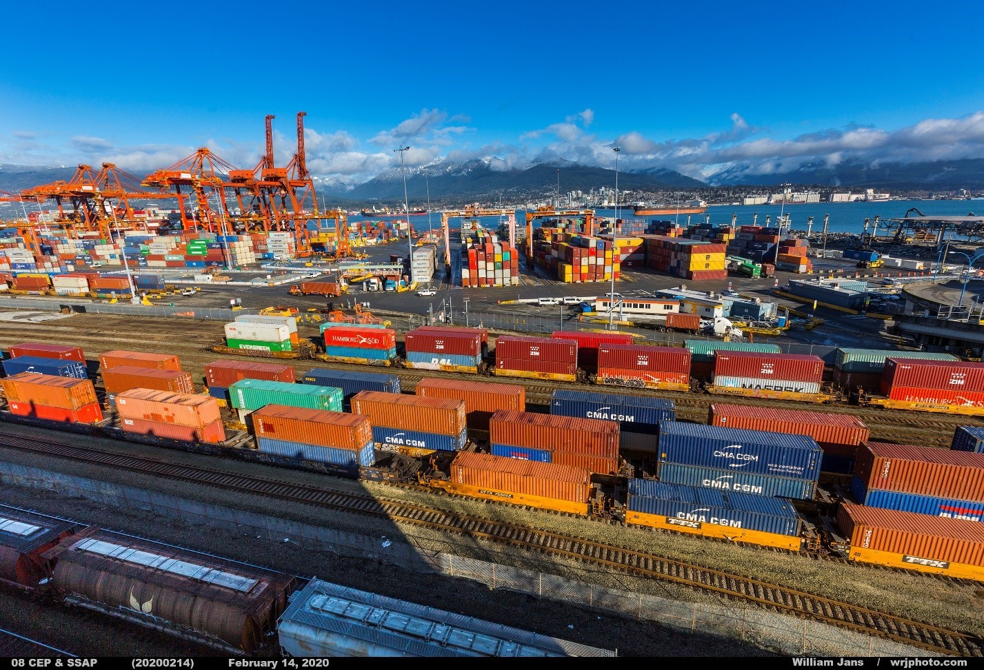 Inform selected to deliver optimization capabilities to DP World Vancouver