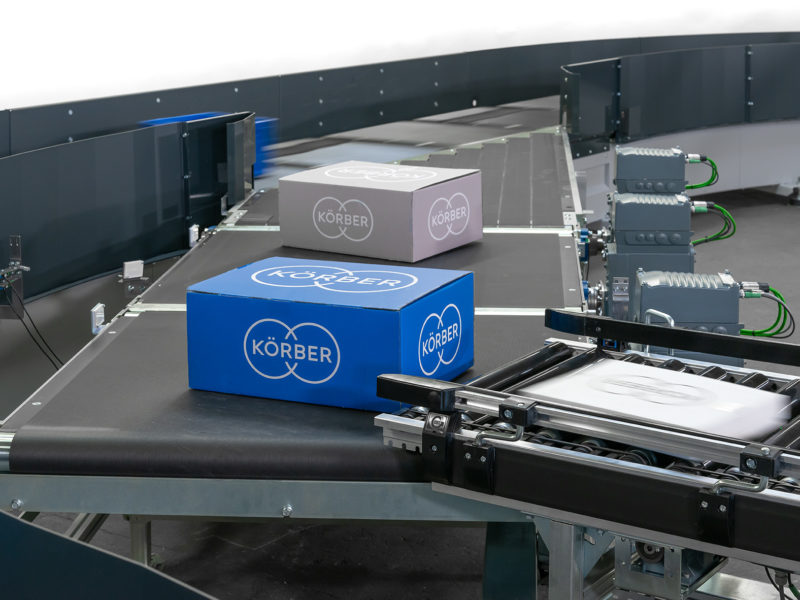 Körber Unveils Next-Generation Sorter for Supply Chain Automation