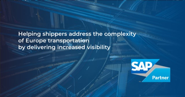 Shippeo Partners with SAP to Bring Real-time and Predictive Information to Transportation for SAP Logistics Business Network