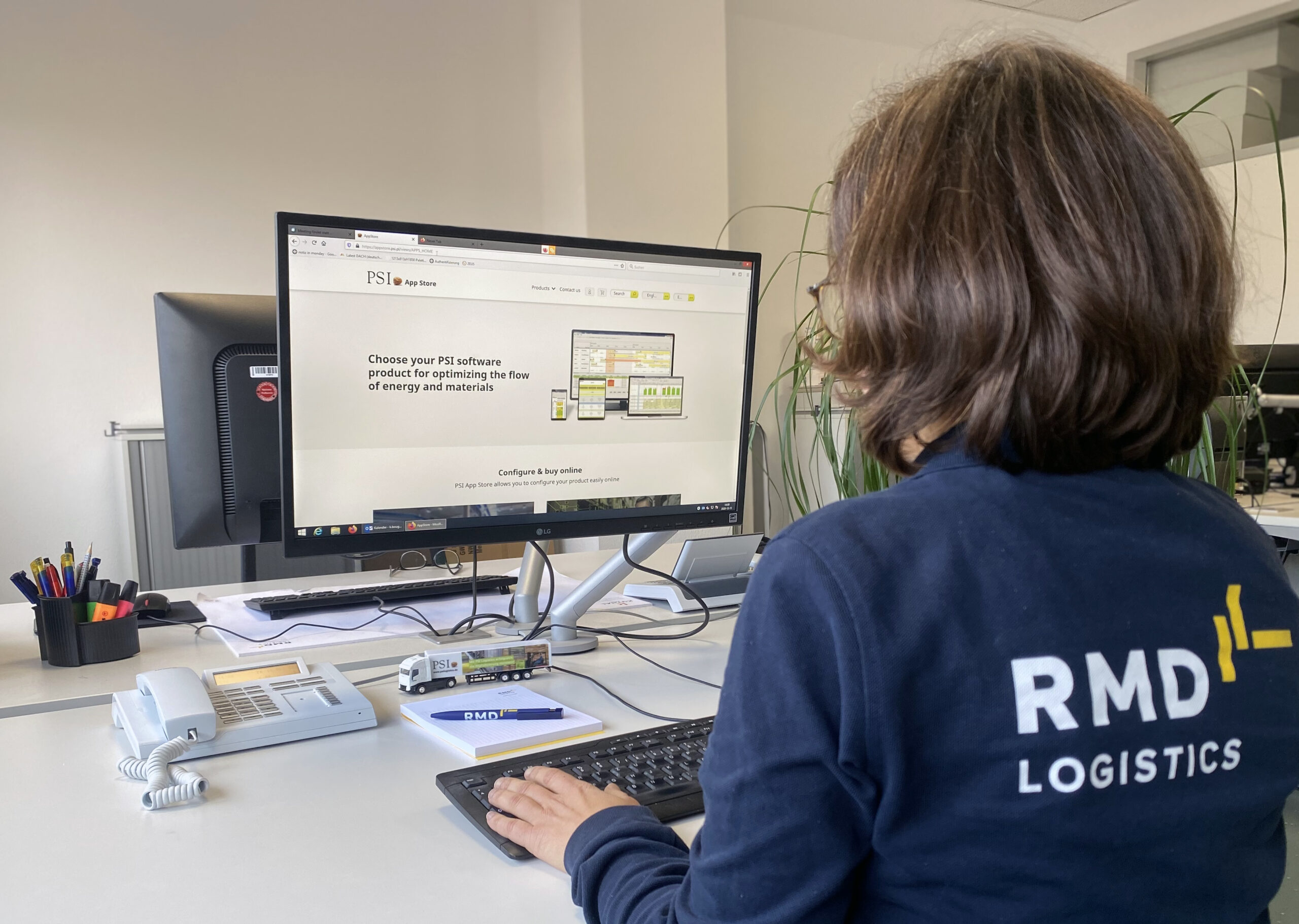RMD Logistics Implements Warehouse Management System PSIwms