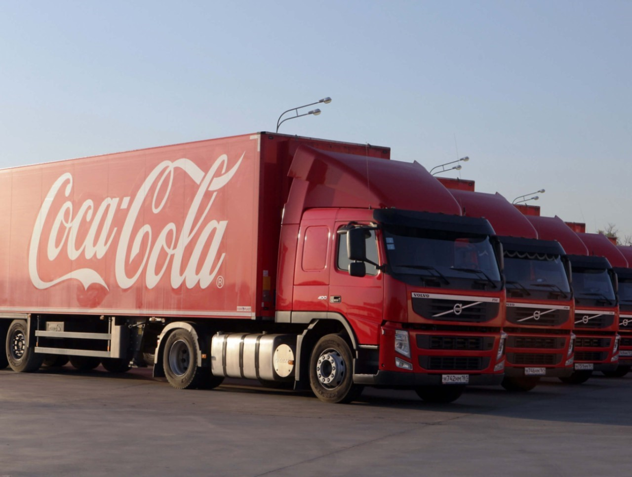Coca-Cola HBC enables real-time delivery tracking for customers by partnering with Shippeo