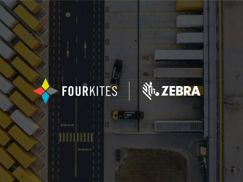 FourKites and Zebra Technologies Expand Relationship, Bringing End-to-End Visibility to North American and European Customers