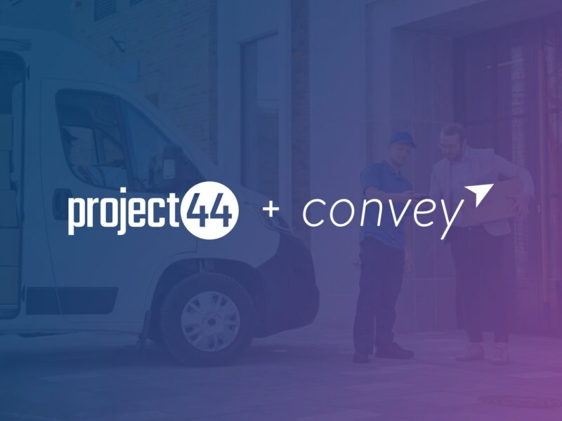 project44 Acquires Convey