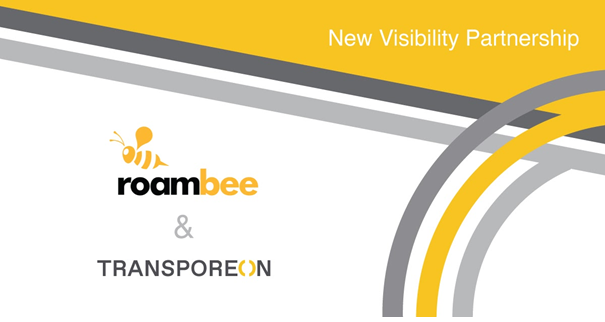 Roambee and Transporeon Strike Milestone Partnership Towards Global, End to End, Real-Time Supply Chain Visibility