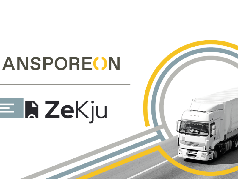 Transporeon partners up with ZeKju to propose app-free communication solution